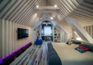 Проект «Дачного ответа» «Квартира в мансарде»