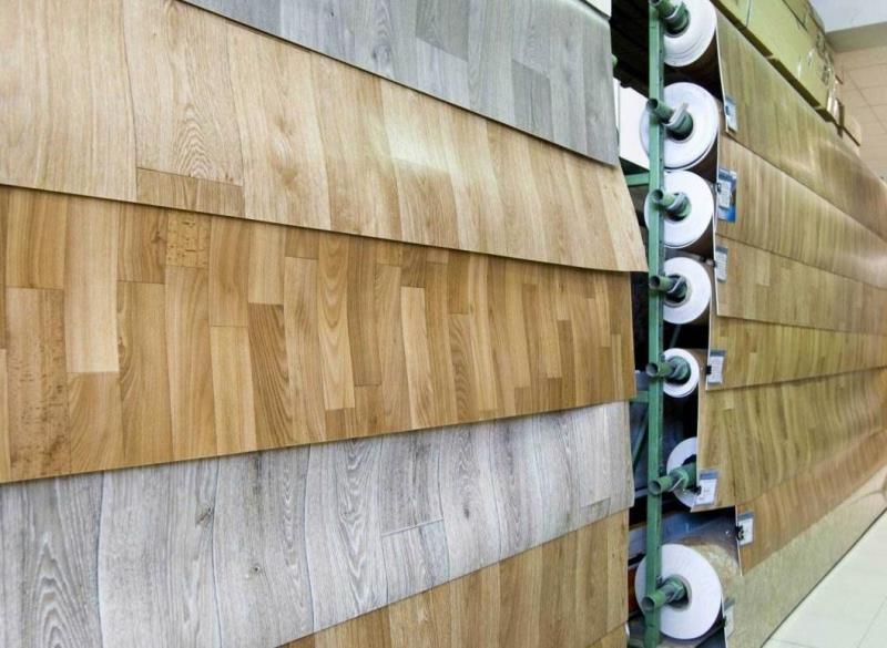 Как выбрать линолеум: для квартиры или дома, правильный и качественный для прихожей, хороший коридор и маркировка