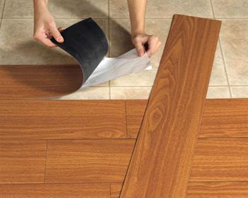 Кварц-виниловые плитки