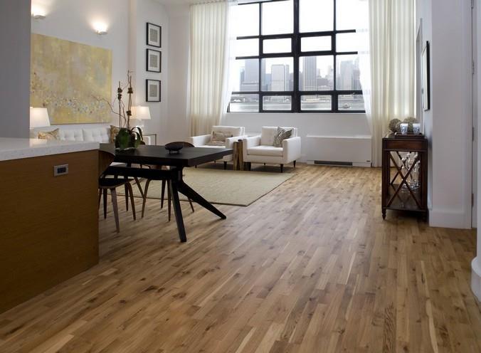 Долговечные полы 33 класса от Милленниум в современной квартире