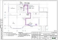 Проект водопровода, разработанный компанией Инженерные Инновации