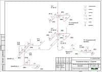 Проект внутренней канализации, разработанный компанией Инженерные Инновации