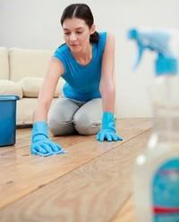 Особенности очистки напольных покрытий