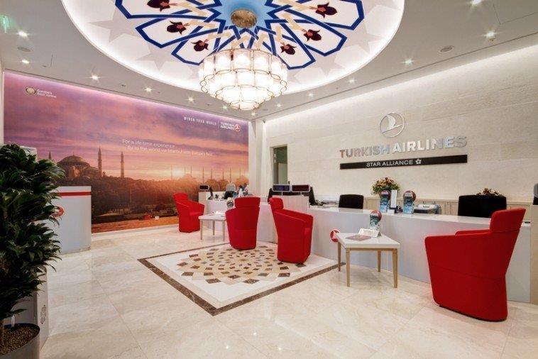 Офис Turkish Airlines