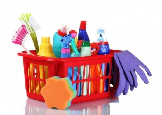 набор средств для чистки