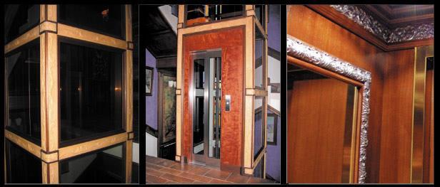 отделка лифтов