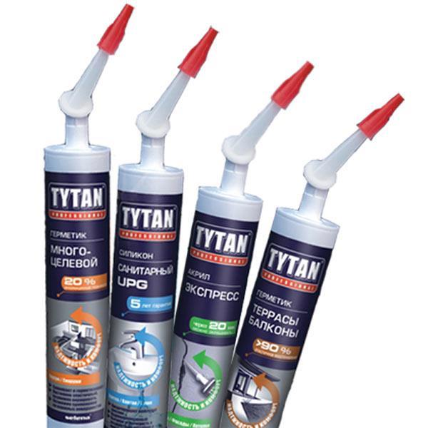 Паркетный герметик «Tytan»