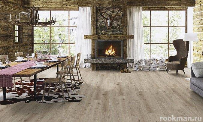 Фото напольного покрытия Дуб Вермонт из коллекции My Floor Chalet