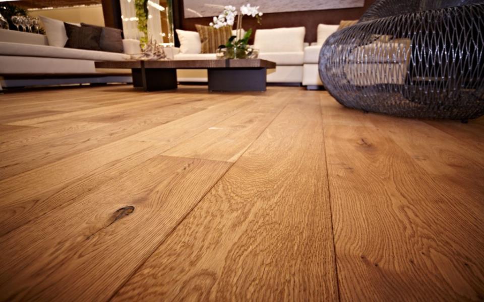 Деревянный пол для дома