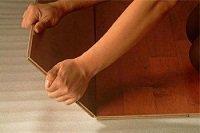 как стелить ламинат своими руками