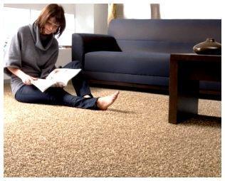 Как востановить ковролин своими руками