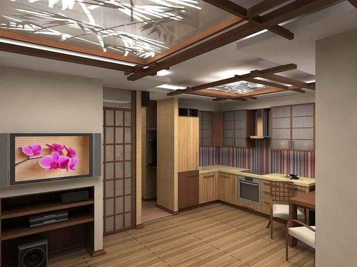 Интерьер дома 6 6 фото и дизайн кухни со стеклянным столом