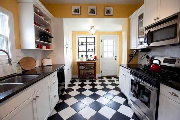 Интерьер кухни гостиной 25 кв м и фотообои в интерьере гостиной