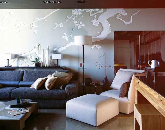Дизайн гостиной объединенной с кухней и самый лучший интерьер гостиной