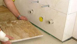 выбор плитки для бани
