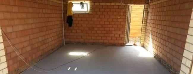 Напольное покрытие для гаража