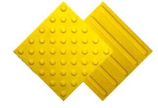 Тактильная полиуретановая плитка для помещений
