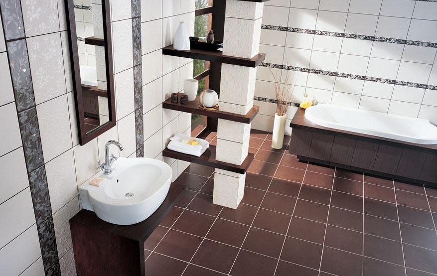 Преимущества выбора плитки для облицовки стен и пола в ванной