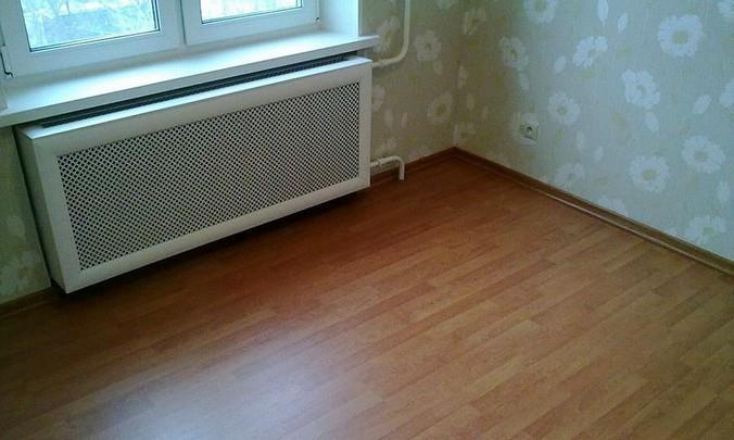 Фото винилового ламината в помещении