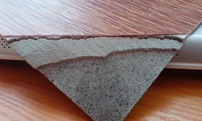 Проблема утилизации отходов винилового ламината