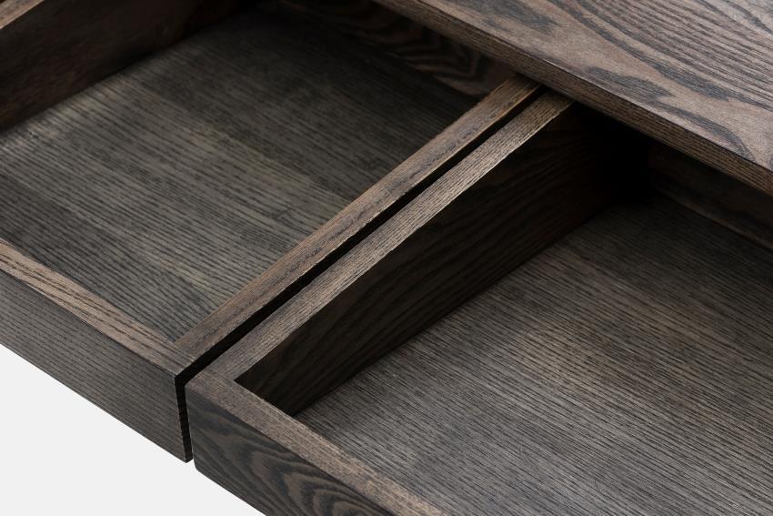 ЛДСП с обработанной кромкой применяется для изготовления предметов интерьера