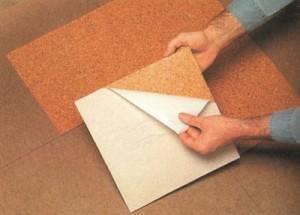 Как приклеить виниловую плитку