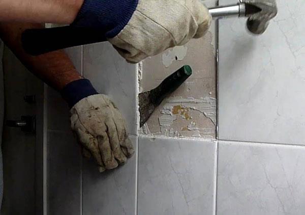 что сначала плитка или ванна