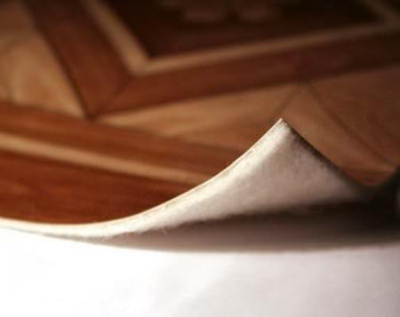 За счет разной структуры, линолеумные покрытия имеют различную толщину