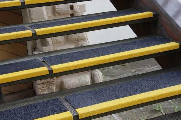 Покрытие лестниц