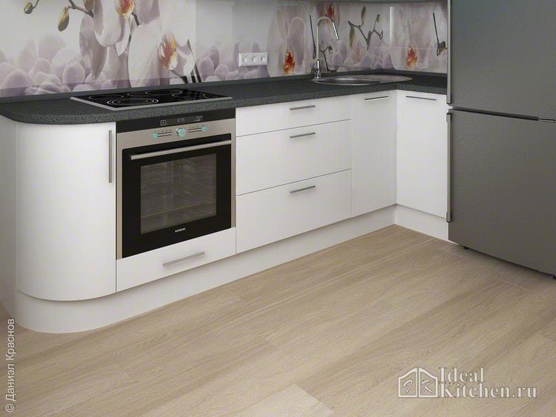 фото влагостойкого кухонного ламината