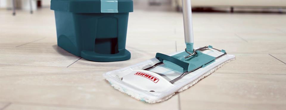Как очистить плитку на полу