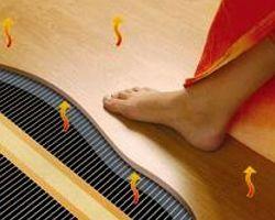 требования к электрическому теплому деревянному полу