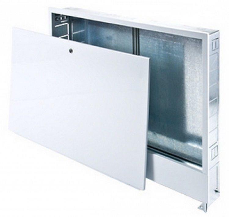 Коллекторный шкаф закрытого типа
