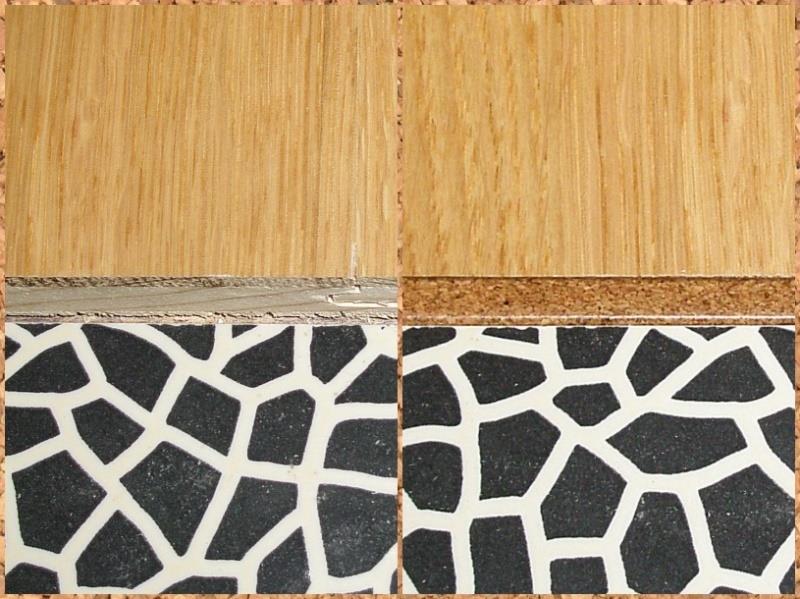 Как стыковать ламинат и плитку без порожка - фото 4