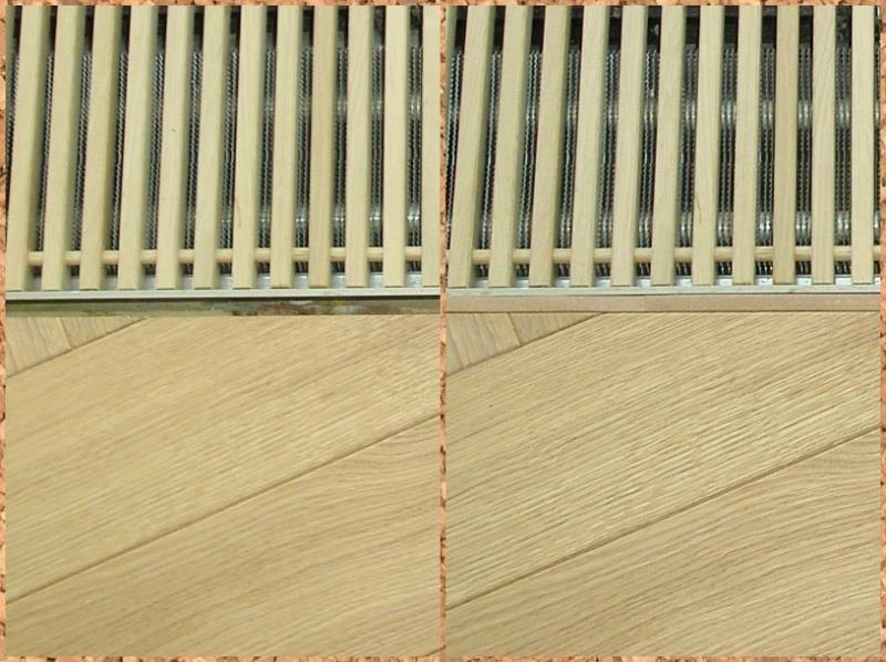 Как стыковать ламинат и плитку без порожка - фото 5