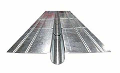 металлическая теплораспределительная пластинка