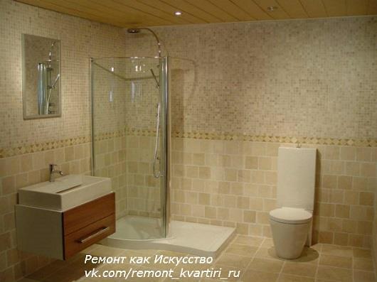 фото классическая кафельная плитка для ванной комнаты