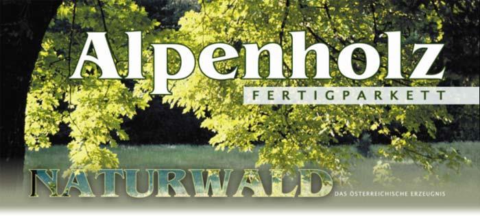 логотип Паркетная доска бренда Альпенхольц