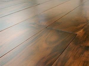 Дефекты укладки деревянных напольных покрытий