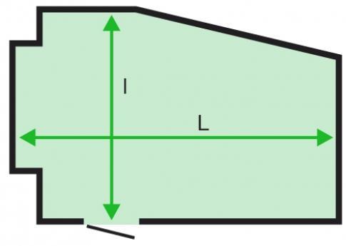 Расчет линолеума