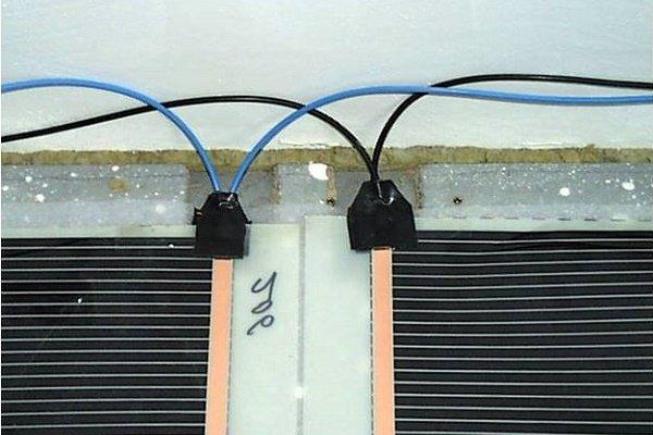 Устройство электросоединений