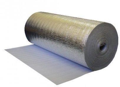 фольгированная подложка под теплый пол Экофол