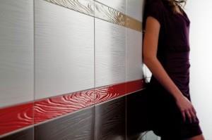 Венге плитка для пола или ванной комнаты