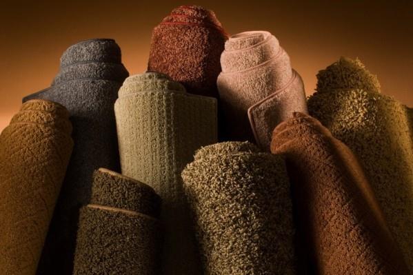 Мягкие ковровые покрытия
