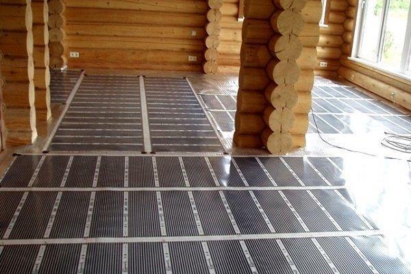 Использование в деревянных домах