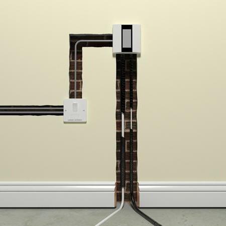Схема терморегулятора пола