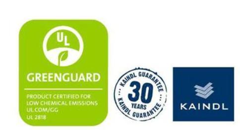 Ламинат Kaindl Natural Touch 8.0 Standard Plank — гарантия качества