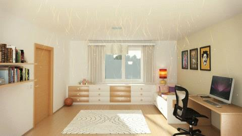 инфракрасный теплый пол на потолок