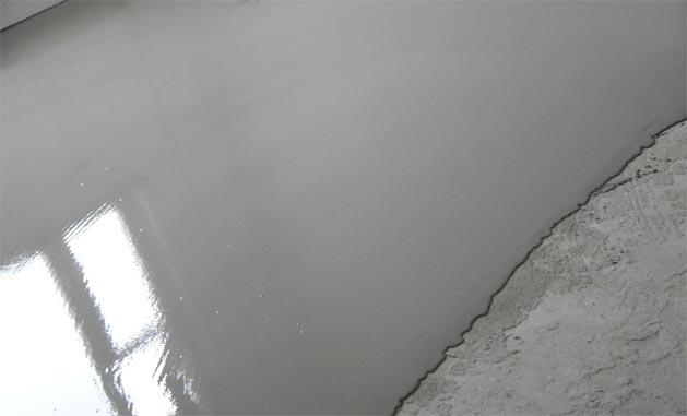Наливной полимерный пол жидкий линолеум