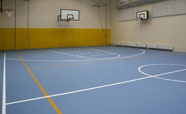 Покрытие для спортивных залов_виды